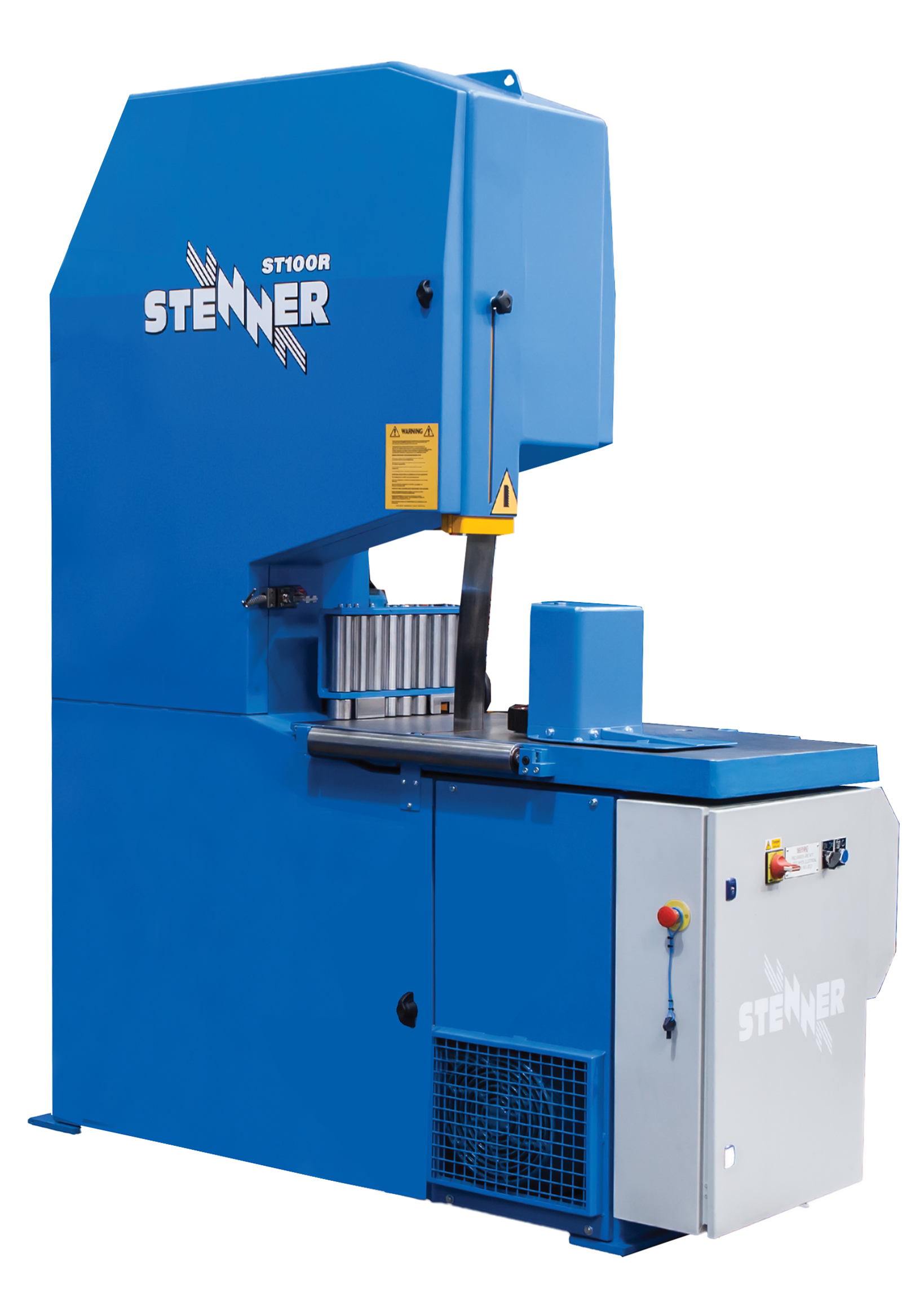 Tap For Lube System On Stenner Resaws
