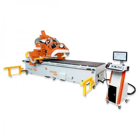 Omnitech Systems Selexx Series CNC Router