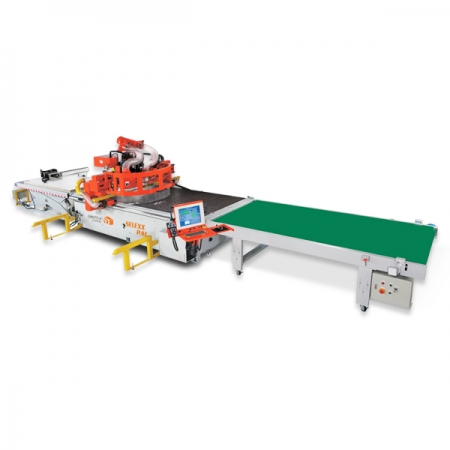 Omnitech Systems Selexx Full Line CNC Router