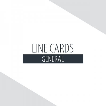 Product Line Cards
